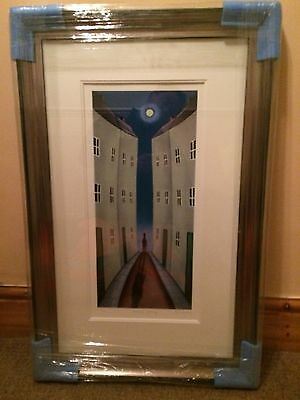 Paul Horton - Man Of Mystery Early limited Edition Print RARE In New Frame