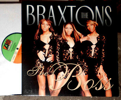 "The Braxtons The Boss 12 "" Maxi"