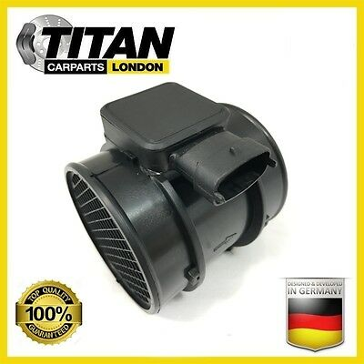 Mass Air Flow Meter For Vauxhall Astra G H Vectra B C 1.8 2.0 16V 5Wk9641 836583