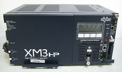 Alpha Uninterruptible Power Supply Model XM3-915-HP with DOCSIS Transponder DPM