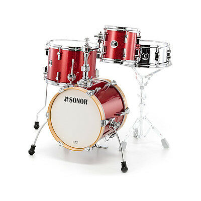 Sonor Martini Kit Red Galaxy Sparkle
