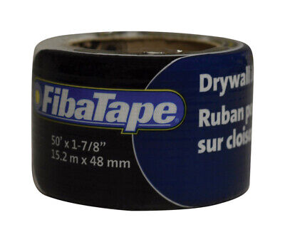 "Fibatape Drywall Joint Tape 1-7/8 "" X 50 ' White Self Adhesive"