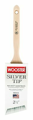 """Wooster Paint Brush Angle 2.5 """""""