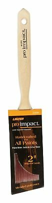 Linzer Paint Brush Angled All Paints 2 ""