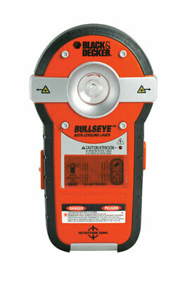 Black & Decker Auto Leveling Laser Line And Stud Finder Line
