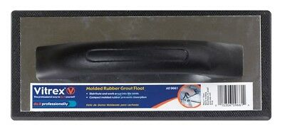 """Vitrex Grout Float Grout, High Density Molded Rubber 4 """" X 9-1/2 """""""