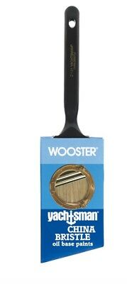 """Wooster Paint Brush Angle 1-1/2 """""""
