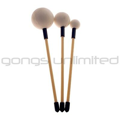 Tone of Life Gong Mallets (Flumi 3-pack)