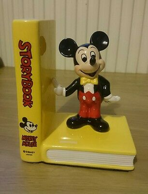 Disney Mickey Mouse Book End