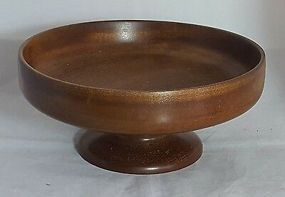 Beautiful Vintage Wooden Bowl