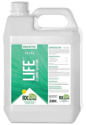 Rx Green Solution RXLFE320 320 Oz Life™ Cloning Solution