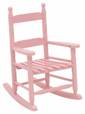 Jack Post  1  Pink  Wood  Knollwood  Kid's Rocking Chair