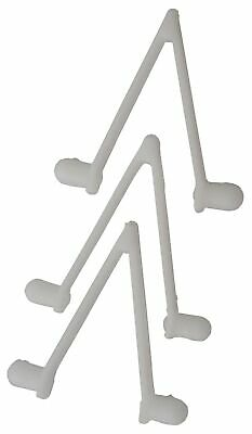 Jed Pool Tools 80-223 Replacement Clips 3 Count