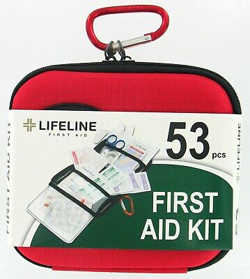 Lifeline First Aid 4404 53 Piece Medium First Aid Kit