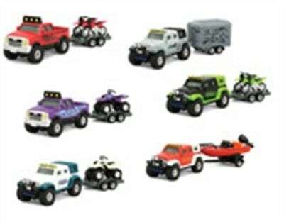 Tonka 57457 Tonka Die Cast Hitch'em Up Assorted Styles