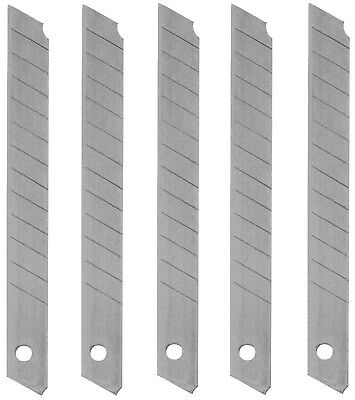 Great Neck 5BSBK 5 Pack Small Utility Knife Breakaway Blades