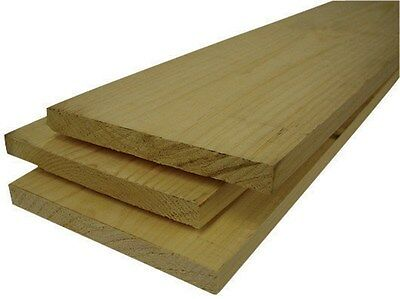 "Thunderbird Forest Pine Boards 1 "" X 6 "" X 8 ' Pine"