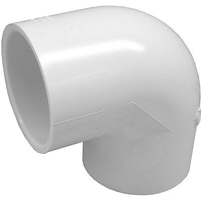 "Genova Products 30707CP 10 Count 3/4"" PVC 90° Elbow"