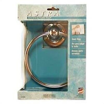 Bath Unlimited 127774 Polished Chrome Astra™ Towel Ring