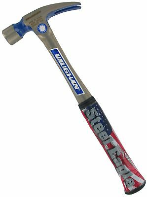 Vaughan R999 20 Oz Smooth Face Solid Steel Rip Hammer