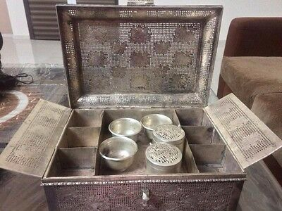 150 year old Antique Silver Box