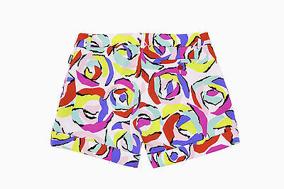 Moschino Shorts con stampa floreale