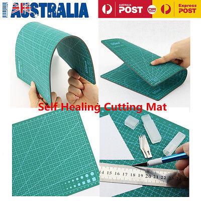 A4 A3 A2 Art Self Healing Cutting Mat Green Craft Art Craft DIY Choose
