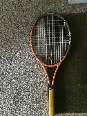 Vintage Donnay PRO ONE AGASSI  limited edition tennis racquet (USED)