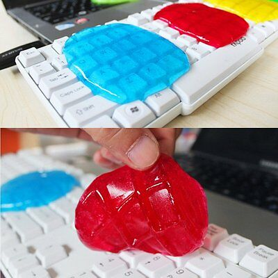 Soft Gel Magic Dust Cleaning Plastic Super Cleaner Mud for Camera Lens Keyboard