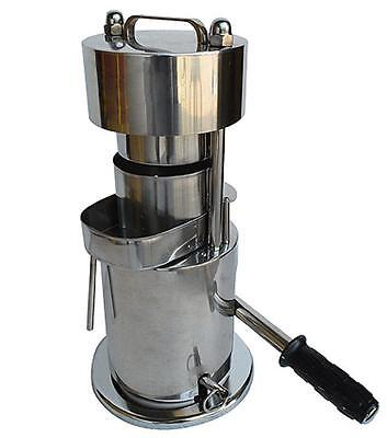 10T Hand Type Hydraulic Fruit Sugar Cane Juicer / Fruit Juice Extractor a