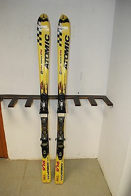 Atomic Beta Race 9`16 160 cm Ski + Atomic Xeatrix 310 Bindings