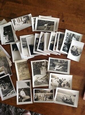 Collection Of Very Old Photographs From 1923