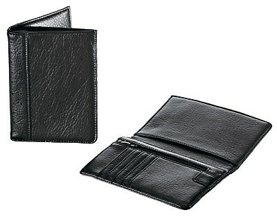 Travel Smart by Conair TS270PC Black Passport Cover