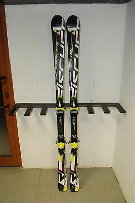Fischer RC SC Superrace 170 Ski + HEAD/Fischer Z11 Bindings