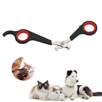 Rabbit Guinea Pig Nail Claw Clippers Scissors Cutters Trimmers Grooming