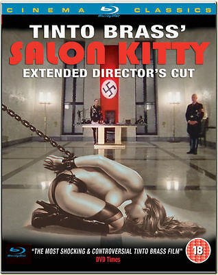 Salon Kitty (1976) The Full UNCUT Version Porn | Tinto Brass | New | Blu-ray