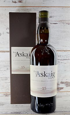 Port Askaig 15 Jahre Sherry Cask - Islay Single Malt Whisky 0,7L