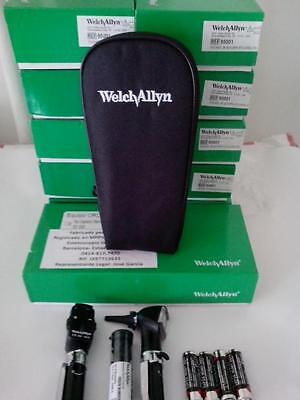 Welch Allyn Otoscope/Opthalomscope Diagnostic Set - New Item # 95001