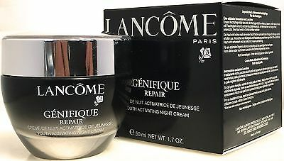 Lancome Genifique Repair Night Cream 50Ml Comes Boxed