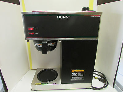 Bunn Vpr - 2-Burner Pourover Coffee Brewer