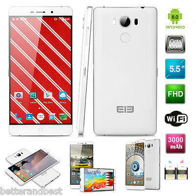 "5.5"" Elephone P9000 4G Android 6 .0 Smartphone Octa-core 2.0GHz 4G+32GB Dual SIM"