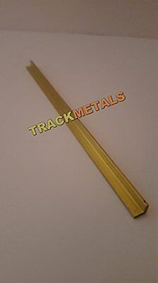 Brass Angle 5/16 x 5/16 x 1/16 x  1 metre Long