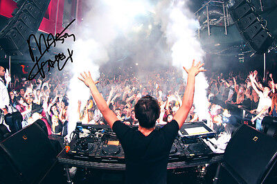 Martin Garrix Signed Photo Print Poster - 12 X 8 Inch  A+ Quality