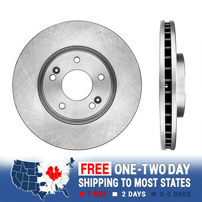 "Brake Rotors 2 FRONT ELINE /""DRILLED AND SLOTTED/"" PERFORMANCE DISC RQ22096"