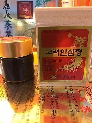 5 Boxes Of Korean Ginseng Concentrated Extract 30g