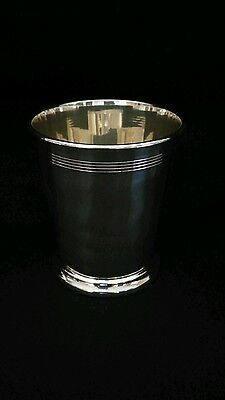 Vintage Sterling Silver Reed & Barton Mint Julep Cup H14 1968