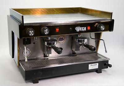 Formula Wega Semi-Automatic 2-Group Commercial Espresso Machine Astoria Latte