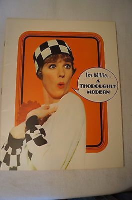 Collectable - Rare - Vintage Movie Programme - Thoroughly Modern Millie