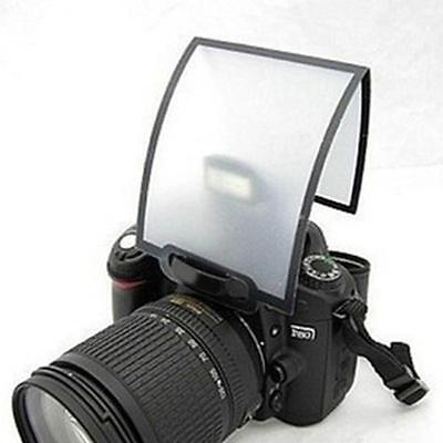 Quality ! Soft Screen Pop-Up Flash Diffuser for DSLR Canon Nikon Pentax Olympus