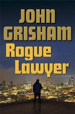 ❤Rogue Lawyer a Hardcover book by John Grisham Legal Thriller